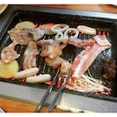 Korean BBQ lunch today at $14.90++ per pax.