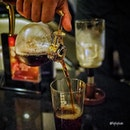 One-Ninety Bar has launched an interesting afternoon tea ($46.00++ per pax) available on Saturday and Sunday from 2pm to 5pm showcasing their new cold brew and hot brew method.