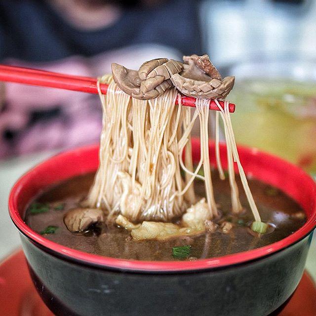 [Seng Kee Black Chicken Herb Soup] .
