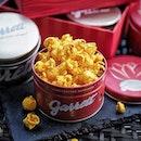 [Garrett Popcorn Shops] .