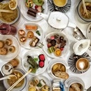 New Nostalgic Weekend High Tea Buffet @panpacificsingapore on every weekend with spread featuring both English and Peranakan signature with live station available from 2.30pm to 5.30pm at $48.00++ per pax (includes two beverages from high tea menu).