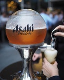 3L of @asahisg Asahi Dry Tower at $38.00++ on every Saturday.