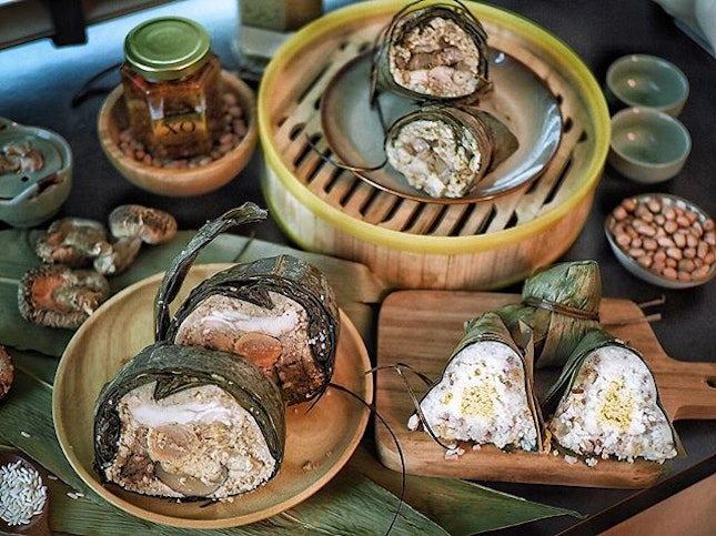 Premium Rice Dumplings Gift Set ($88.90) .