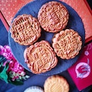 Handmade with Love mooncakes from The Pine Garden @pgcake using top quality ingredients with no preservatives.