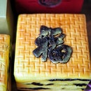 """The Lapis Place @thelapisplacesingapore has introduced the """"Prune with embossed '福' and Edible Gold for this CNY available at Takashimaya ONLY."""