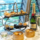 Dim Sum Afternoon Tea Set with Moet and Chandon Champagne