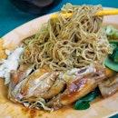 Soya Chicken Noodles