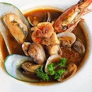 Ah Hua Kelong Seafood Bouillabaisse