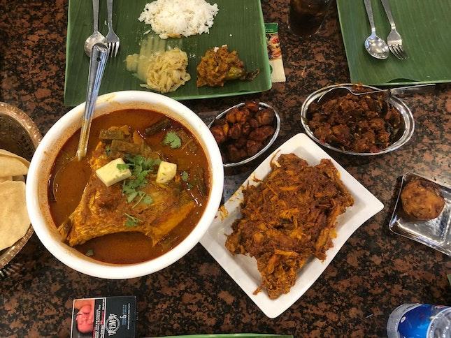 #fish Head Curry #fried Fish Egg # Chicken Masala #lamb Masala