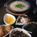 Signature Claypot Dang Gui Soya Porridge ($12.80)