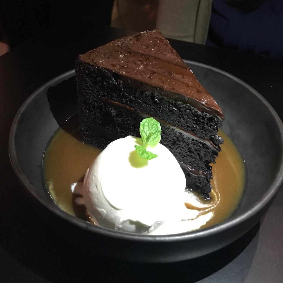 CreatureS Chocolate Cake V2.0 ($18/slice)
