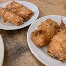 Fried Prawn Beancurd Roll