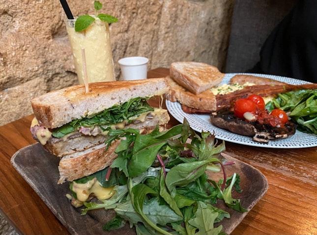 Rangers Valley Philly Steak Sandwich