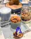 Blue bell breakfast set [$15] .