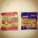 Childhood snacks #nostalgia #food #love
