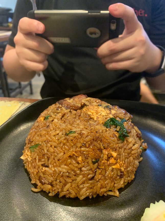 Rod Fai Wagyu Beef Fried Rice 👍🏼👍🏼👍🏼