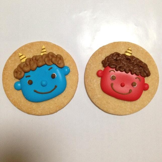 おにさんクッキー