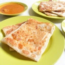 • Crispy Roti Prata- Blk 350 Ubi Ave 1 • A stall which I patronized since Year 2008 • They served VERY CRISPY kosong (70cents) & cheese Prata ($1.50) • Breakfast & Lunch hours only •