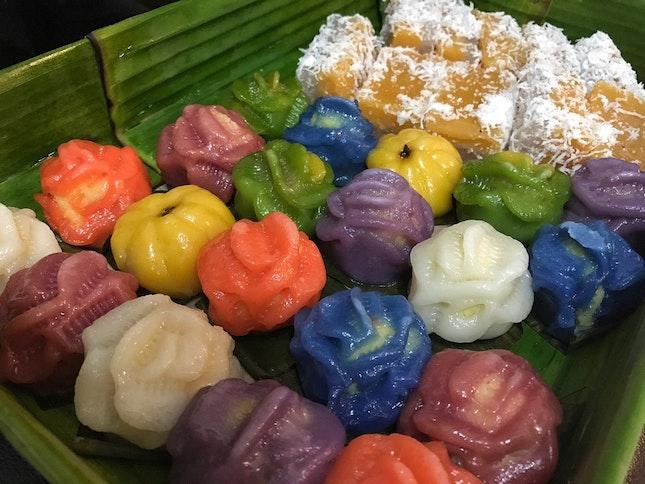 'Colour My Life' Ang Ku Kueh