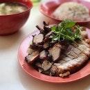 Char Siew And Roast Pork.