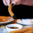 There seems to be an unspoken rule that any meal should be rounded off with churros, and dining at Tapas Club is a perfect example of this.