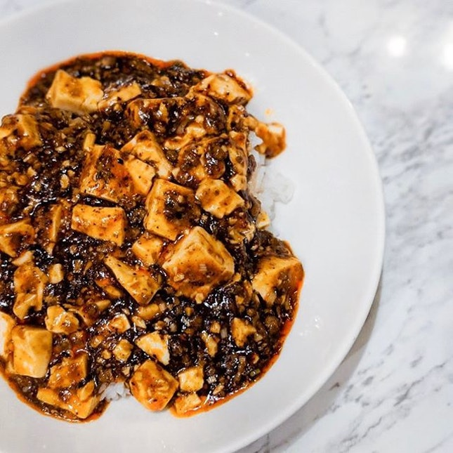 Shisen Hanten and Chen's Mapo Tofu have long been at the top of my list when thinking of mapo tofu.