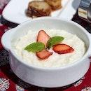 Porridge-like Dessert?!
