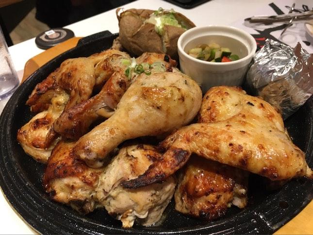 Rosemary Chicken