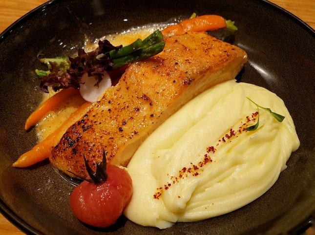 Salmon $18