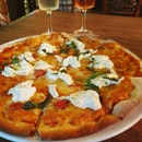 Burrata Pizza $28