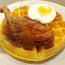 Duck And Waffle $20