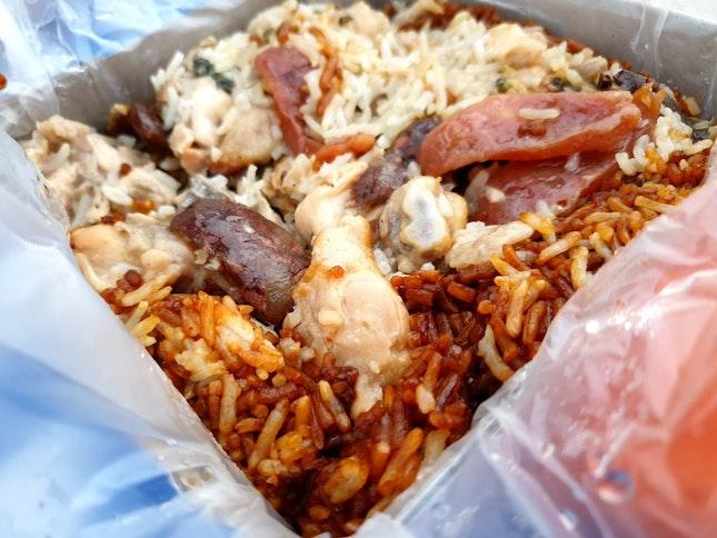 Claypot Rice For 2 Pax $15