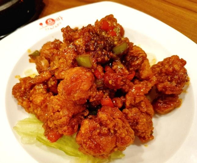 Fried Chicken $35