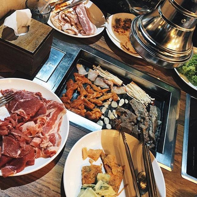 Korean BBQ 🤗