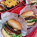 Madly in love with these cheeseburgers and I guess I'm not the only one.