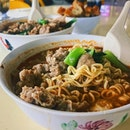 Shiok weather for a bowl of 可口面!