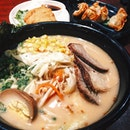 Not the best ramen that I've tried as the Cha Shu was too dry and chewy.