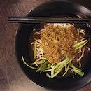 Zha Jiang Mian炸醬麵  #zhajiangmian #ramen #mincedmeat #cucumber #food #onthetable #foodie #foodporn #foodshot #foodstagram #foodphotography #instafood #foodgasm #foodpic #foodpics #igmeals #igfood #igfoodie #foodshare #goodeats #burpple