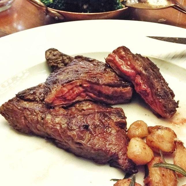 Skirt steak from Skirt.