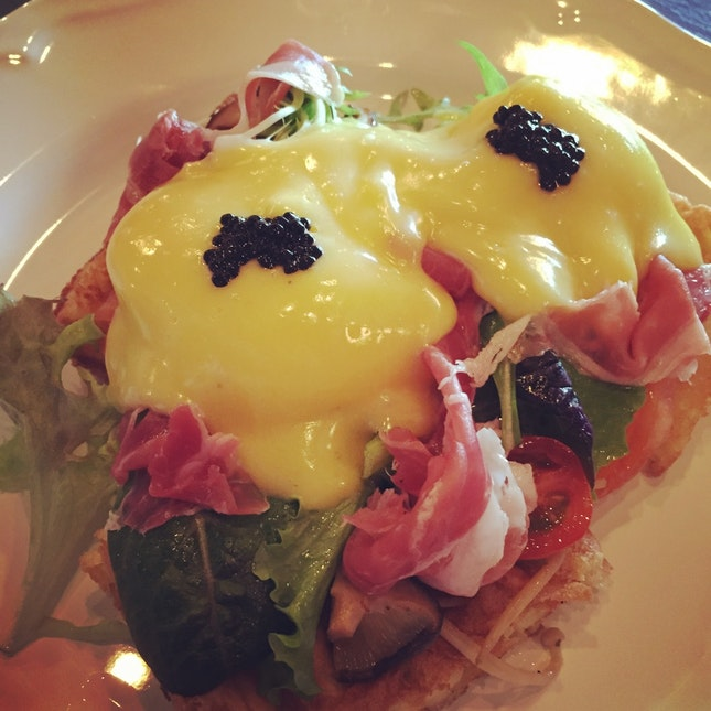 Best Egg Benny Of All Time?