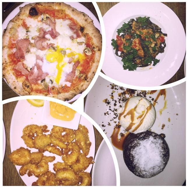 Awesome Italian Food