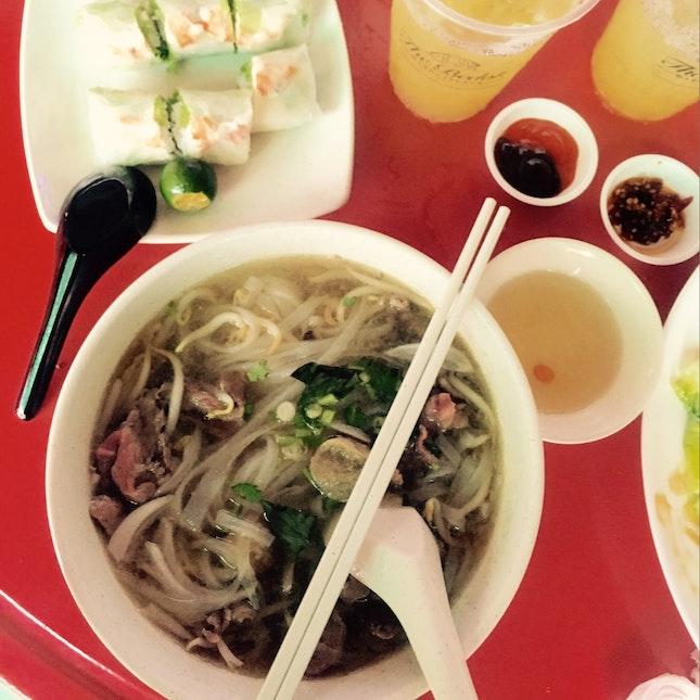 Vietnam Cuisine @ Bedok Marketplace