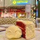 The best Red velvet cake I've tried to date. 👌🏼