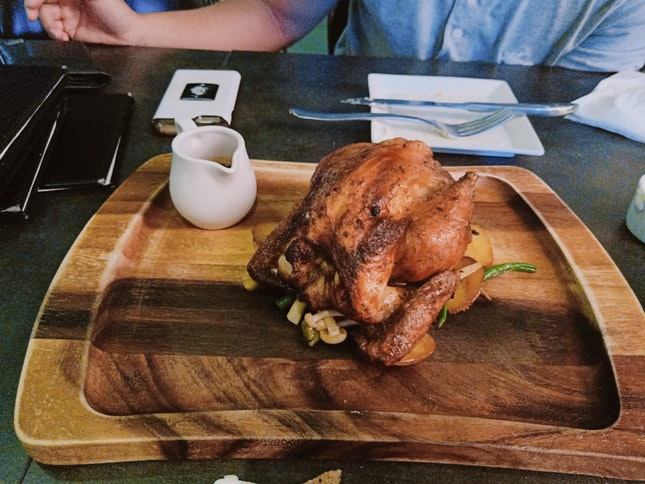Provencal Chicken
