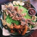 Nasi Lemak Sotong King 👑