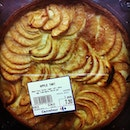 Following today's news about Carrefour closing by the end of the year, I bought apple tart for the family for breakfast just for old time's sake and since I was at Plaza Sing(: