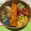 Mentaiko Salmon Bowl ($10)