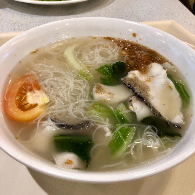 Fish Soup [$5.80]