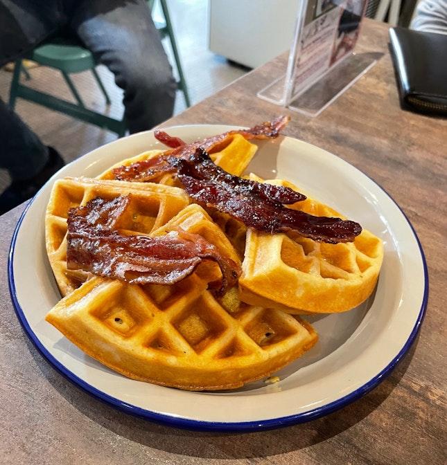 Savoury Waffles [$13.90]