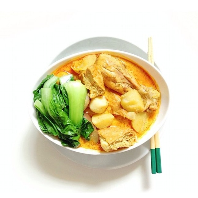 Curry noodles this weekend?